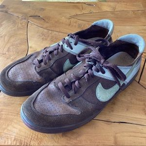 Nike Dunk Low NL Sneakers Brown Size 12